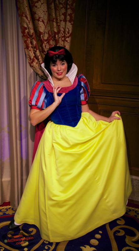 Fairytale Hall Magic Kingdom Meet Snow White Photo by AtDisneyAgain