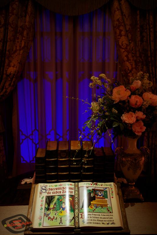Fairytale Hall Storybook Photo from AtDisneyAgain
