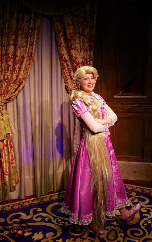 Fairytale Hall Magic Kingdom Meet Rapunzel Photo by AtDisneyAhain