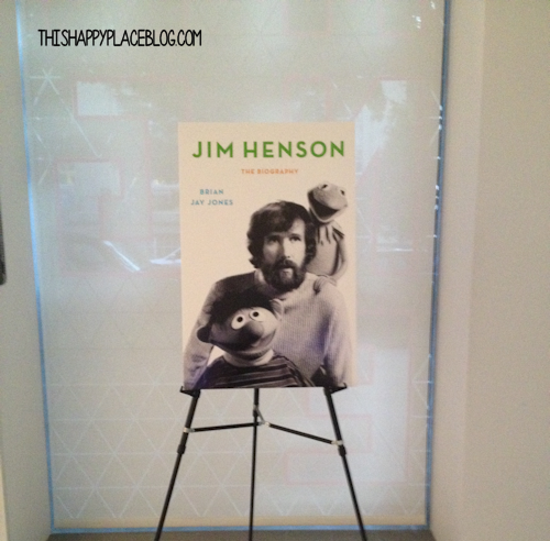 Jim Henson the Biography at Museum of the Moving Image 1
