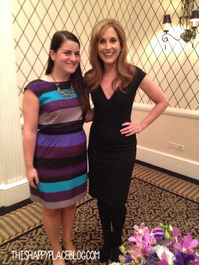 Little Mermaid PR Event Jodi Benson and I