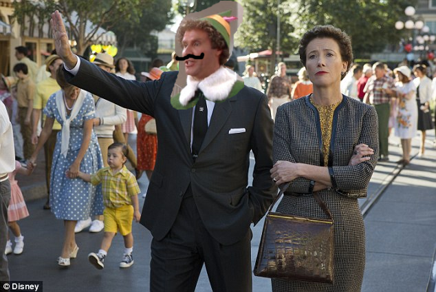 Buddy the Elf and Saving Mr Banks Problem 2