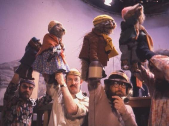 Emmet Otter's Jugband Christmas with Puppeteers