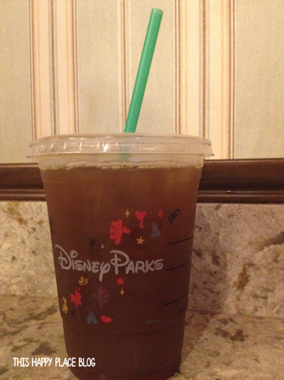 Starbucks in the Magic Kingdom