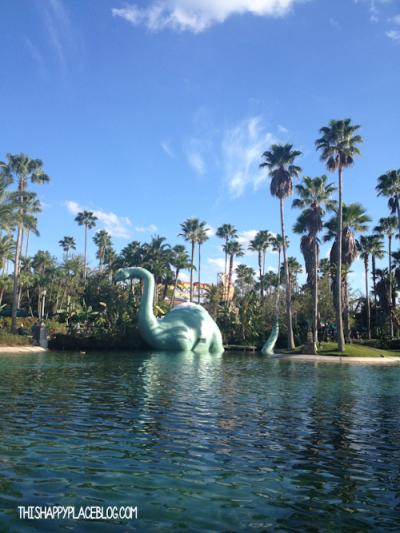 Gertie the Dino Disney's Hollywood Studios