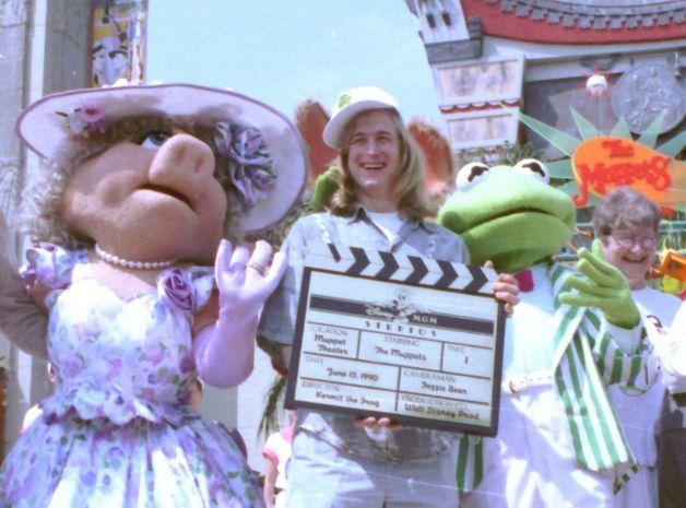 John Henson MuppetVision 3D Disney MGM Studios