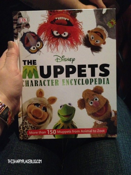 Muppets Character Encyclopedia is All Mine