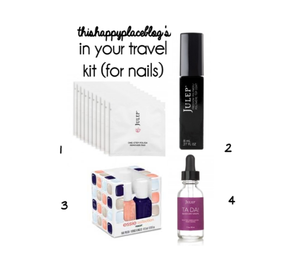 THPB In Your Travel Kit Nails Suggestions