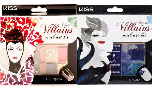 Villians Nail Art Kit