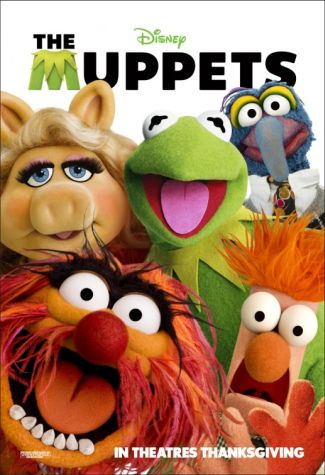 The Muppets Movie Poster 2011