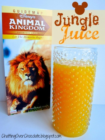 Jungle Juice from Animal Kingdom