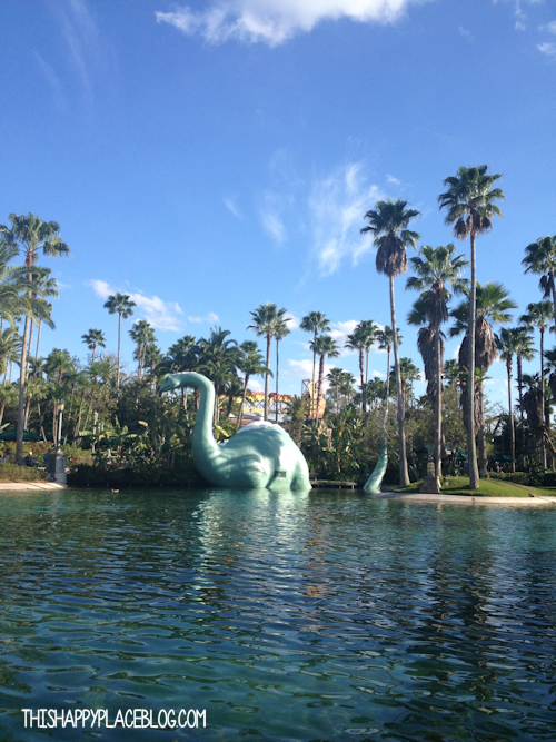 Echo Lake Hollywood Studios January 2014
