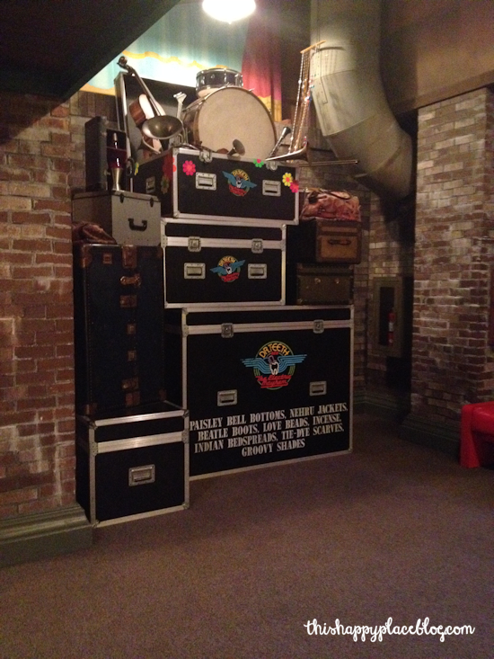 MuppetVision Electric Mayhem Preshow