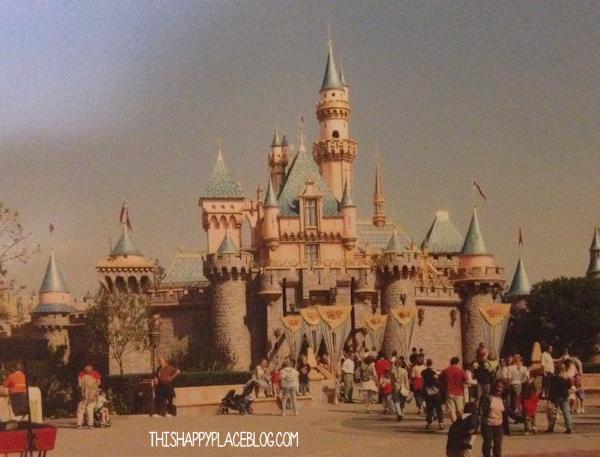 Sleeping Beauty Castle at Disneyland 2005