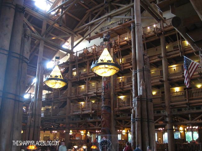 Wilderness Lodge Walt Disney World