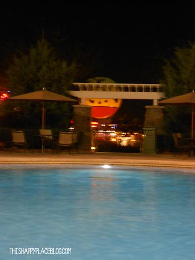 Congress Park Pool at Saratoga Springs Resort