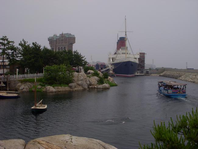 Cape Cod at Tokyo DisneySea 5