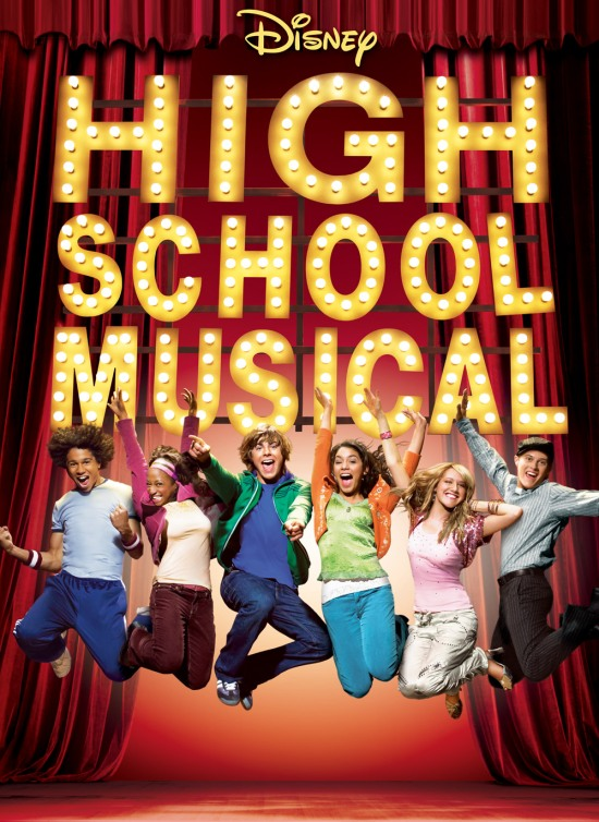 High School Musical Original Poster