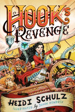 Hook's Revenge by Heidi Schultz