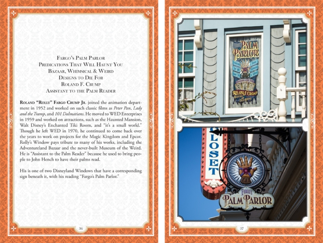 Main Street Windows: Rolly Crump Page by Jeff Heimbuch